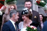Primele imagini de la nunta Roxanei Ciuhulescu. Ce rochie inedita a purtat!