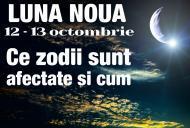 Ce zodii sunt influențate de Luna Nouă din noaptea asta