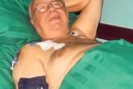 Alexandru Arșinel va suferi o operație grea azi. Ieri a ajuns de urgență la spital