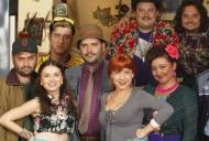 O actriță din Las Fierbinți a fost ucisă de propriul soț