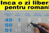 Încă o zi liberă pentru români! Senatul a votat