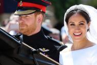 Meghan Markle și Prințul Harry au avut la nuntă florile preferate ale Dianei. FOTO