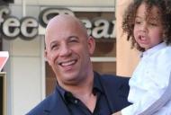 Toata lumea il stie pe Vin Diesel. Dar putini au vazut-o pe sotia lui. Frumusete rara!
