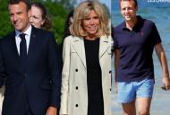 Adevarul despre corpul lui Brigitte Macron. Cum arata in costum de baie