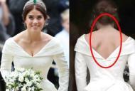 De la ce vine cicatricea pe care printesa Eugenie a lasat-o la vedere in ziua nuntii ei
