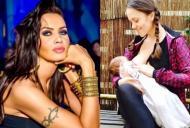 Oana Zăvoranu a criticat mamele care alăptează în public: 'Îmi provoacă greață' Răspunsul Cristinei Șișcanu a fost genial