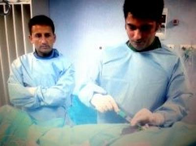 Ablație epicardică pentru tahicardie ventriculară