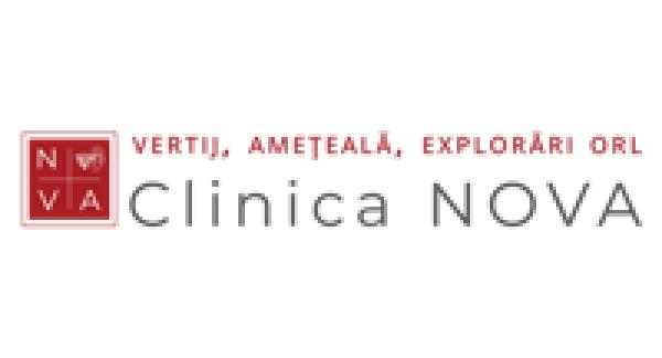 Clinica Nova Explorari ORL- Clinica Vertijului Bucuresti si Cluj