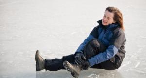 Caderile pe gheata – un motiv alarmant de aparitie a fracturilor si entorselor