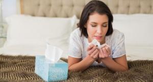Secretiile nazale negre, semn al cancerului pulmonar